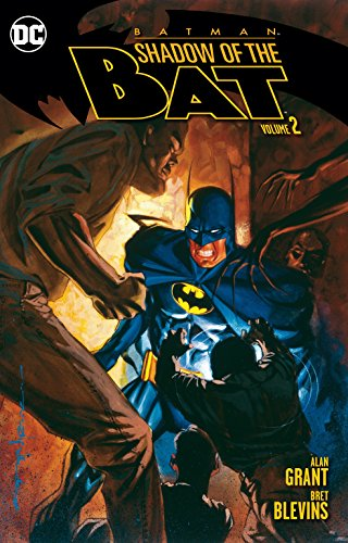 9781401265885: Batman: Shadow of the Bat Vol. 2