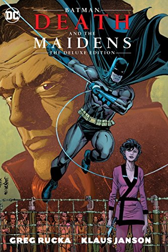 Batman: Death the Maidens Deluxe Edition