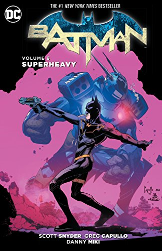 9781401266301: Batman TP Vol 8 Superheavy