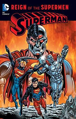 9781401266639: Superman Reign of the Superman TP