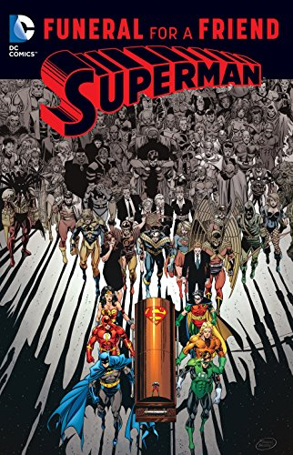 9781401266646: Superman Funeral For A Friend TP
