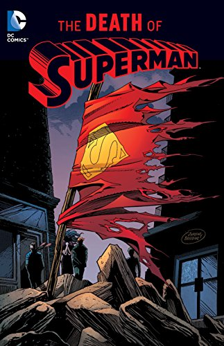 The Death of Superman New Edition Format: Paperback