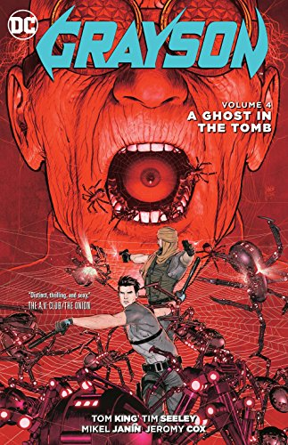 9781401267629: Grayson Vol. 4: A Ghost in the Tomb