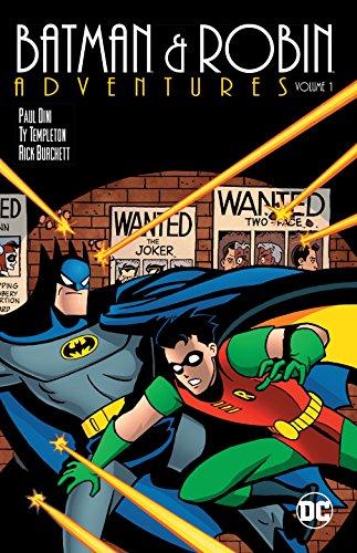 The Batman & Robin Adventures Vol. 1: