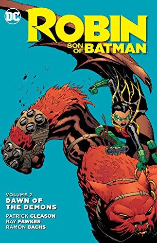 Robin: Son Of Batman Vol. 2: