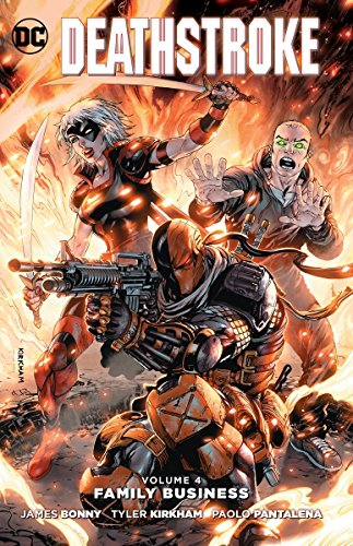 9781401267940: Deathstroke Vol. 4: Family Business