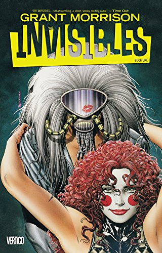The Invisibles Book One: Morrison, Grant