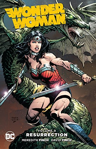9781401268053: Wonder Woman TP Vol 9