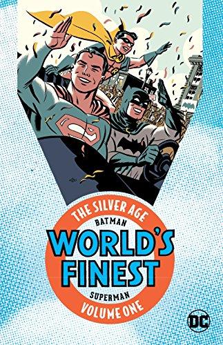 Batman Superman: Worlds Finest - The Silver Age Vol. 1