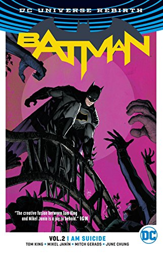 9781401268541: Batman Vol. 2: I Am Suicide (Rebirth)