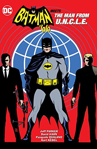 9781401268640: Batman 66 Meets The Man From UNCLE TP