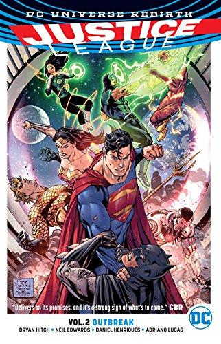 9781401268701: 1: Justice League Vol. 2: Outbreak (Rebirth) (Justice League: Dc Universe Rebirth)