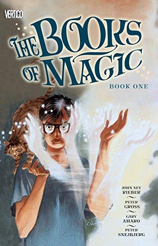 The Books of Magic: John Ney Rieber