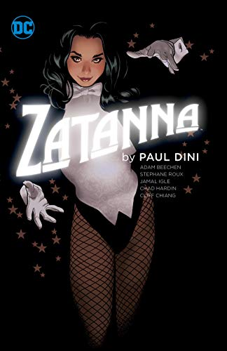 Zatanna By Paul Dini:
