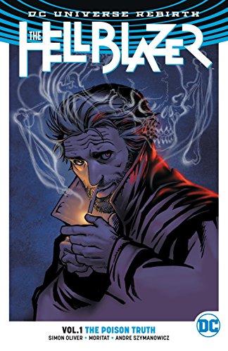 9781401268862: Hellblazer TP Vol 1 The Poison Truth (Rebirth) (Hellblazer: DC Universe Rebirth)