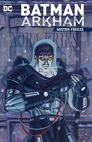 Batman Arkham: Mister Freeze: