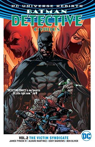 9781401268916: Detective Comics TP Vol 2 The Victim Syndicate (Rebirth) (Batman: Detective Comics: Dc Universe Rebirth)