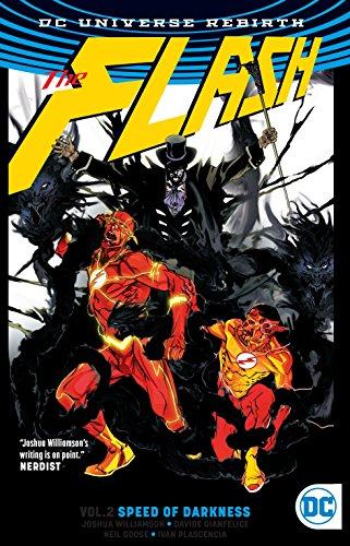 9781401268930: The Flash Vol. 2: Speed of Darkness (Rebirth)