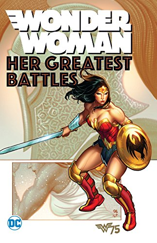 Wonder Woman: Her Greatest Battles (Paperback)