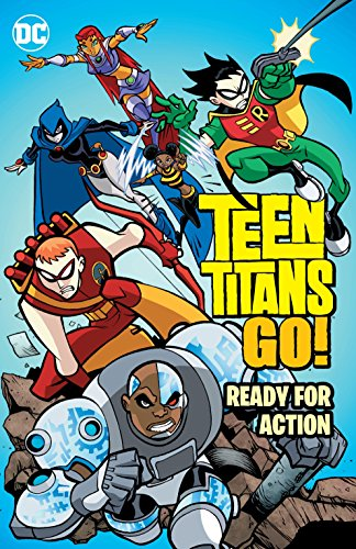 Teen Titans Go!: Ready for Action (Paperback or Softback)
