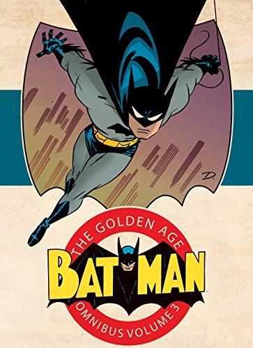 9781401269029: Batman: The Golden Age Omnibus Vol. 3
