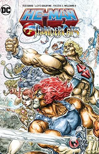 He-Man/thundercats: