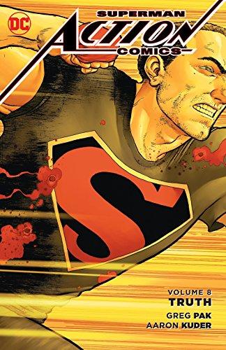 Superman Action Comics 8