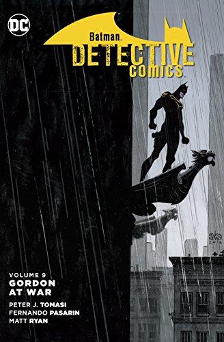 9781401269234: Batman: Detective Comics Vol. 9: Gordon at War