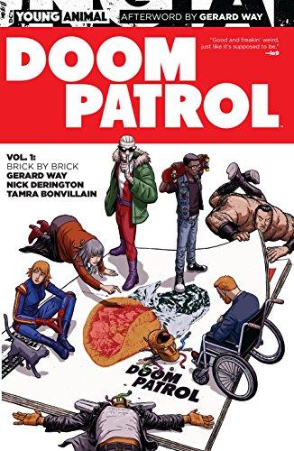 9781401269791: Doom Patrol Vol. 1: Brick by Brick (Young Animal)