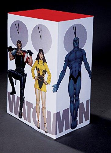 Watchmen Collector's Edition Slipcase Set: Moore, Alan