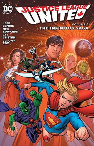 9781401270353: Justice League United Vol. 2: The Infinitus Saga