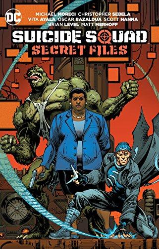 Suicide Squad: Secret Files (Paperback or Softback)