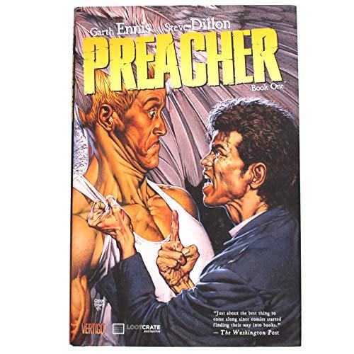 Preacher Loot Crate Edition: Ennis, Garth &