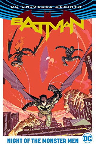 9781401270674: Batman Night of the Monster Men HC