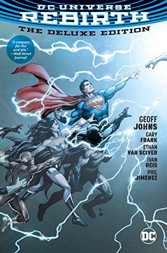 9781401270728: DC Universe: Rebirth Deluxe Edition (DC Universe Event)