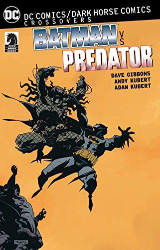 Dc Comics/dark Horse: Batman Vs. Predator: