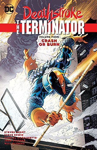 Deathstroke The Terminator Vol. 4