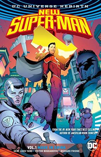 New Super Man Vol. 1 (Rebirth)