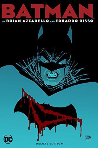 9781401271015: Batman by Brian Azzarello & Eduardo Risso Deluxe Edition