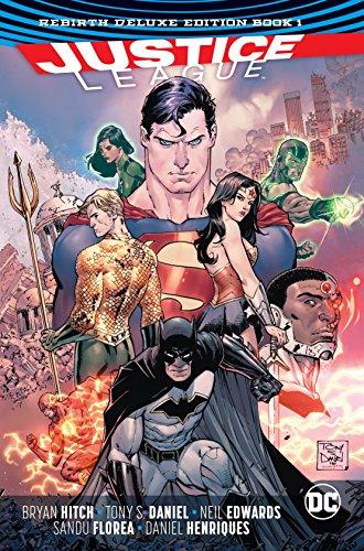 Justice League Vol. 1 & 2 Deluxe Edition (rebirth):