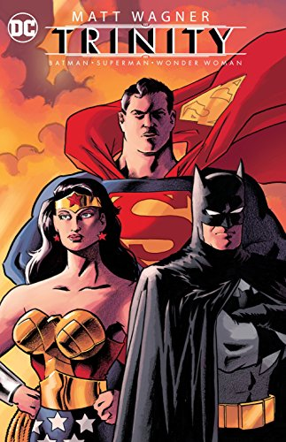Batman/Superman/Wonder Woman Trinity