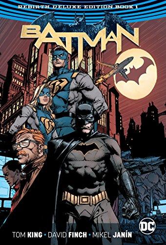 Batman - The Rebirth Collection