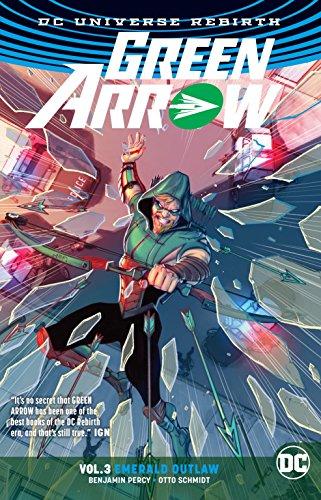 9781401271336: Green Arrow TP Vol 3 (Rebirth) (Dc Universe Rebirth)