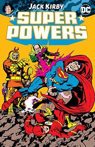 Super Powers (backlist):