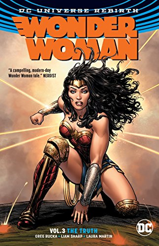 Wonder Woman Vol. 3: The Truth (Rebirth)