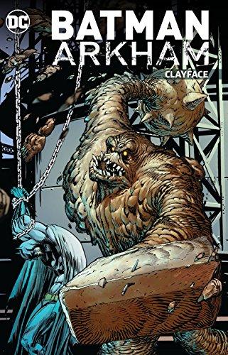 Batman Arkham: Clayface: