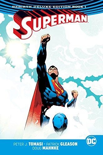 Superman Vol. 1 & 2 Deluxe Edition (rebirth):