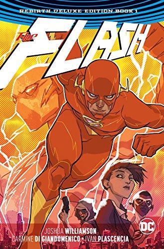 Flash Volume 1 & 2 Deluxe Edition Rebirth