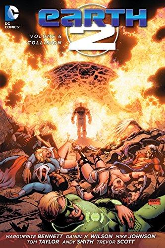 Earth 2 Vol. 6: Collision: