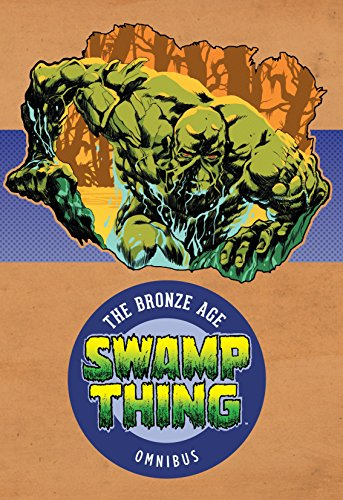 Swamp Thing - the Bronze Age Omnibus 1
